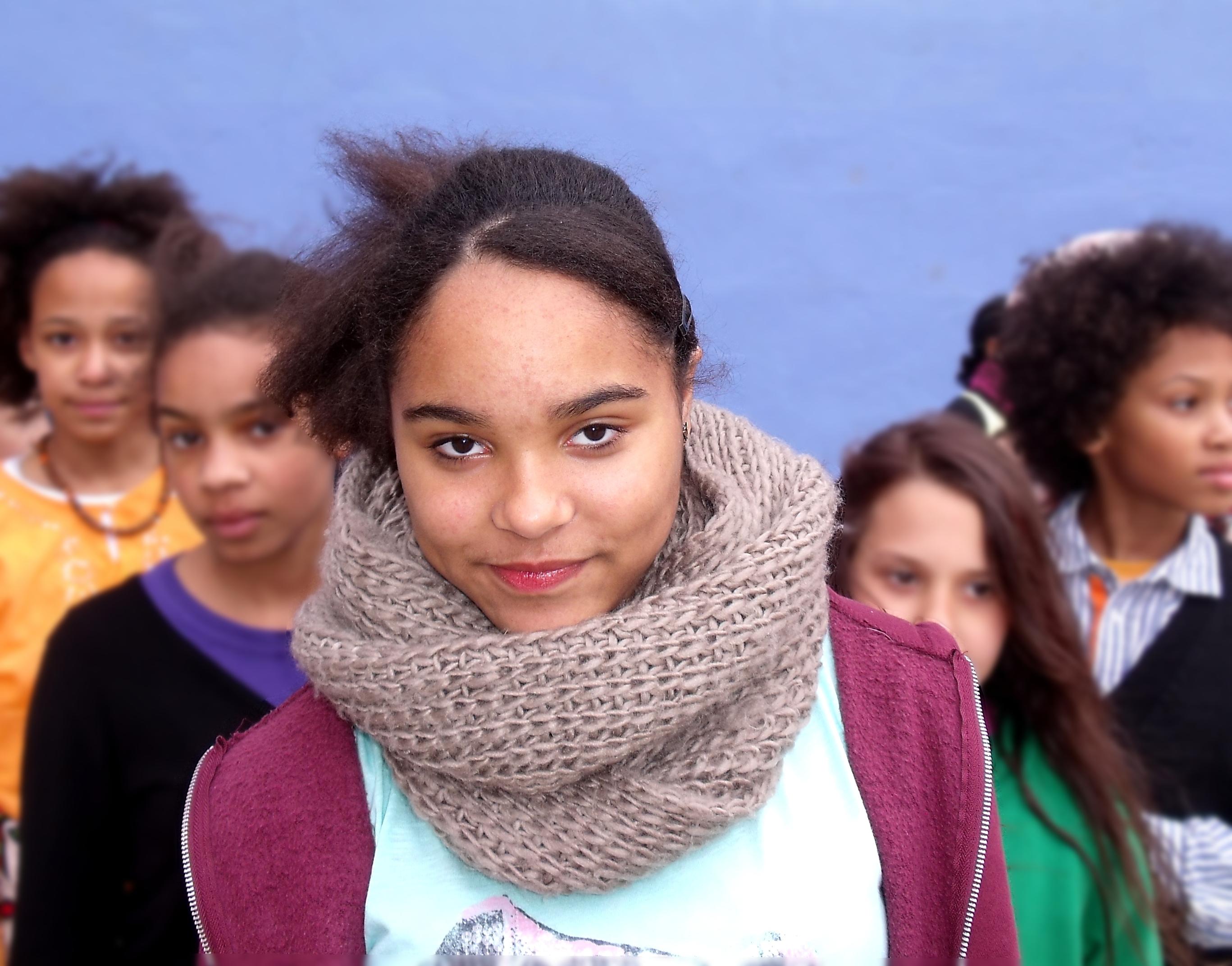 Binta - Mitglied der Schanzenclique