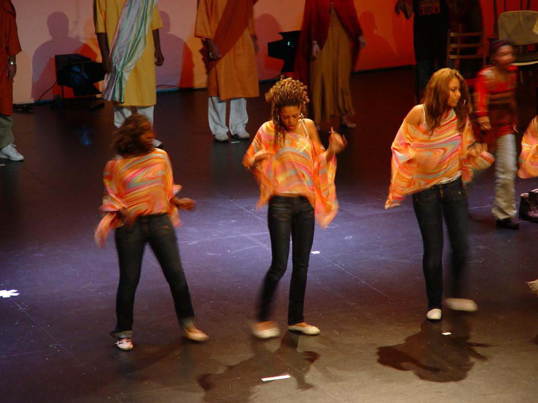 Die Tanz-Crew