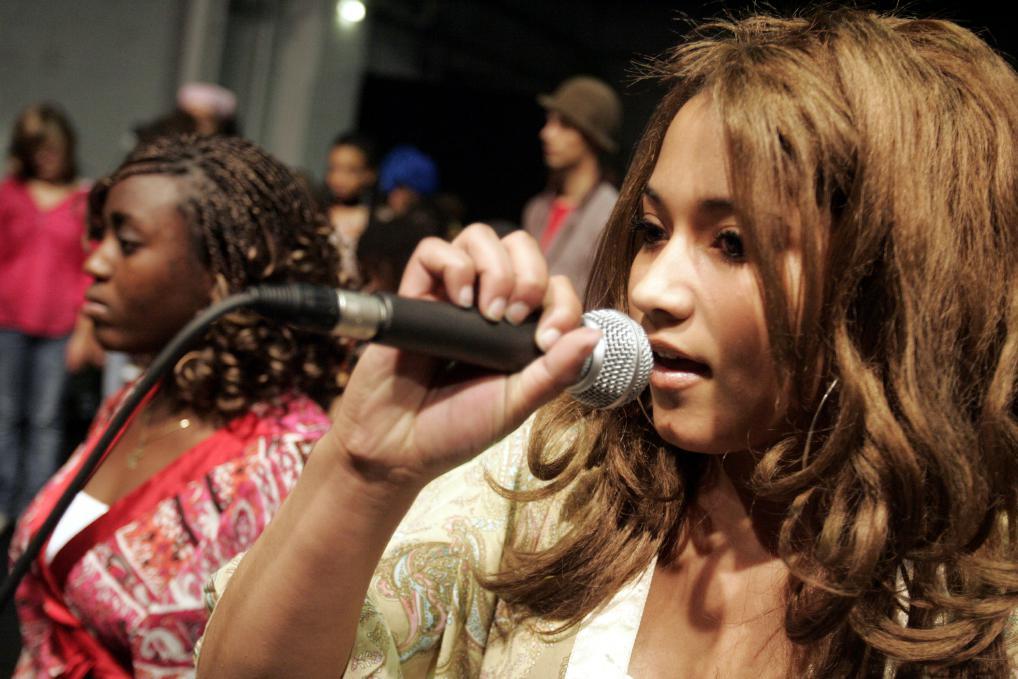 Vocal Proben
