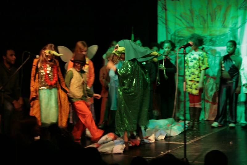 Malunja und die Zaubergeige