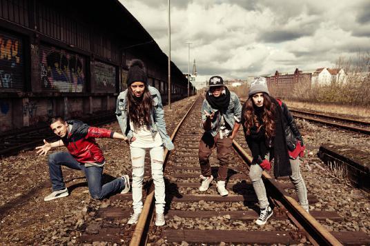 Soultrain Crew