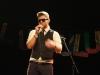 Philipp performt seinen eigenen Rap.